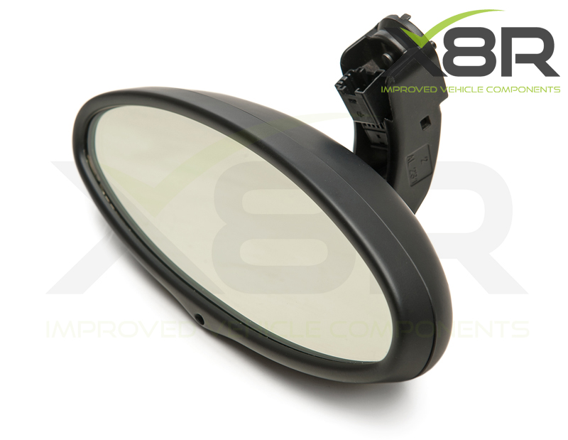 Bmw E46 M3 E39 M5 Oval Rear View Mirror Auto Dim Dimming Replacement Glass Cell