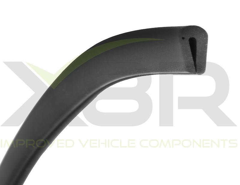 New rubber trim