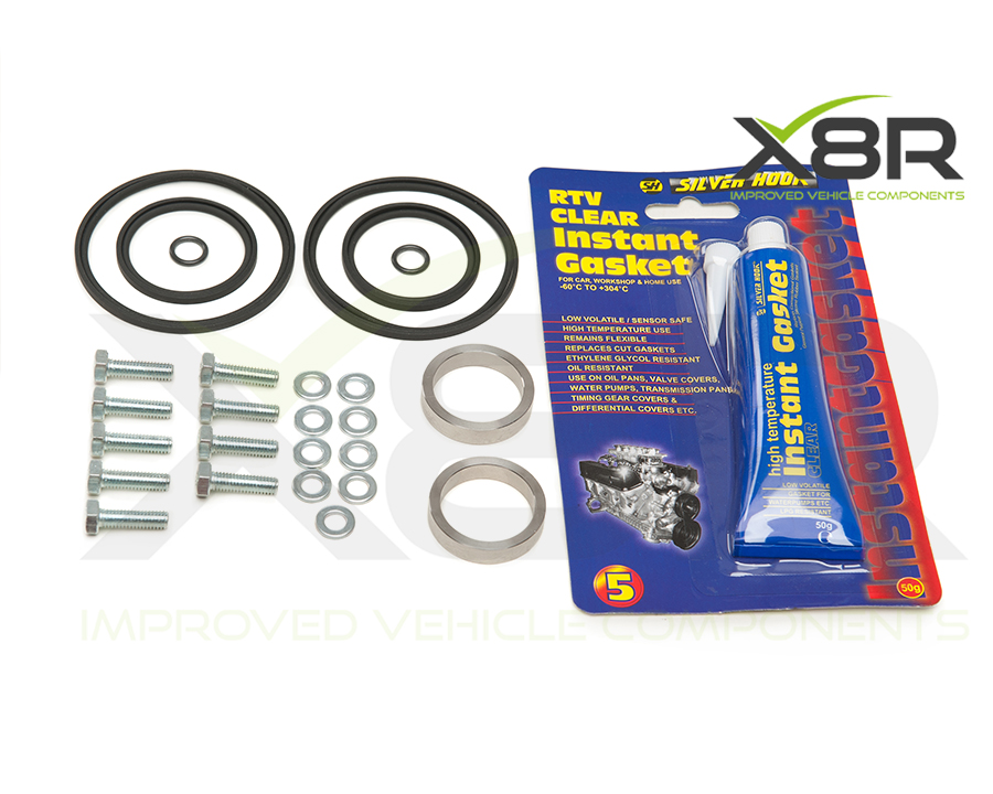 For Bmw Double Twin Dual Vanos Repair Rattle Seals Set Kit
