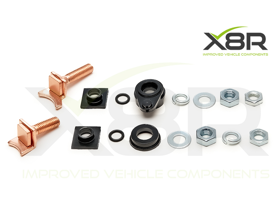 replacement solenoid contacts for starter motor unit