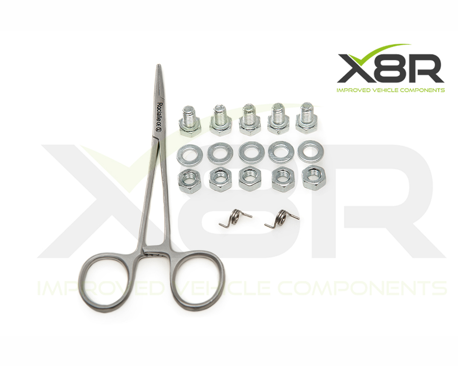 mercedes benz replacement spring by x8r for C E CLK Class