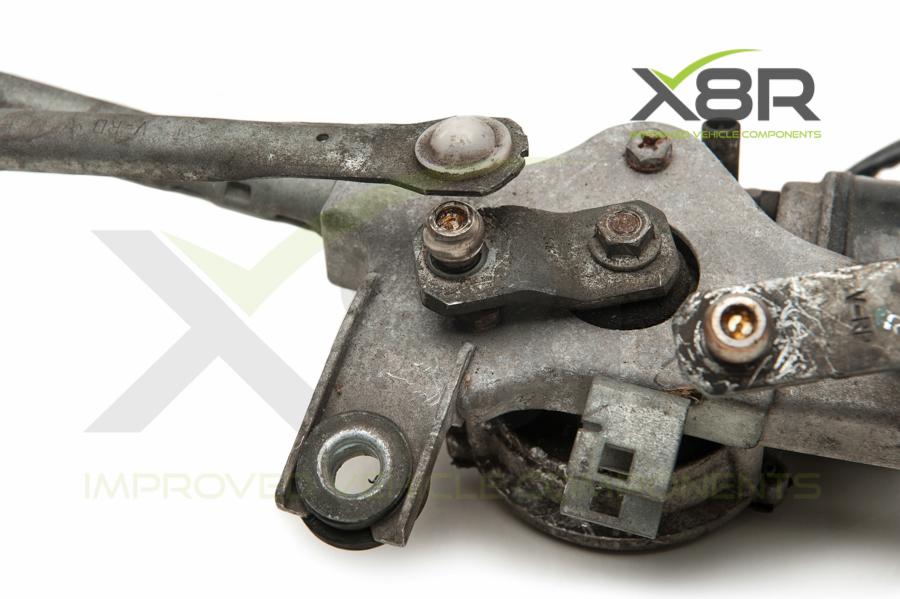 Faulty rod mechanism of a Nissan Micra K12