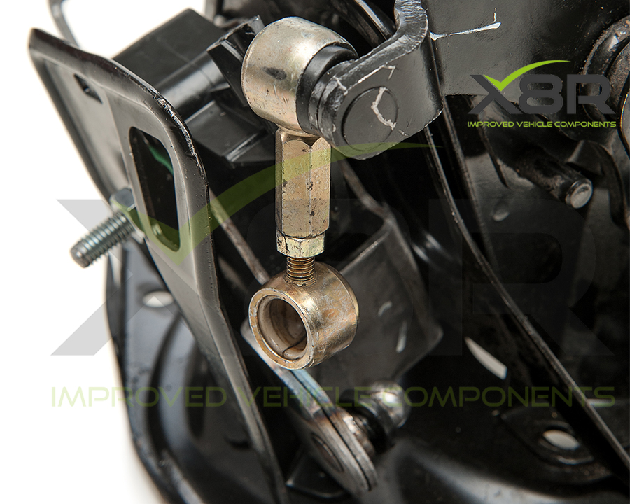 clio clutch pedal linkage off