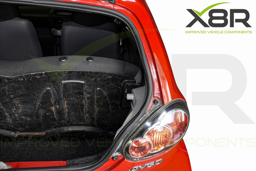 c1 aygo 107 boot tailgate seal leaking failure