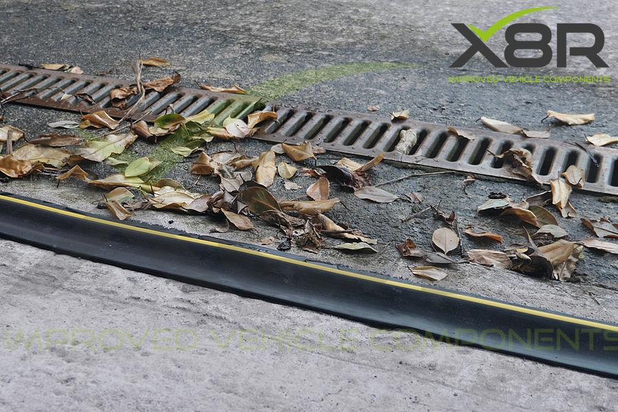 rubber garage door floor seal