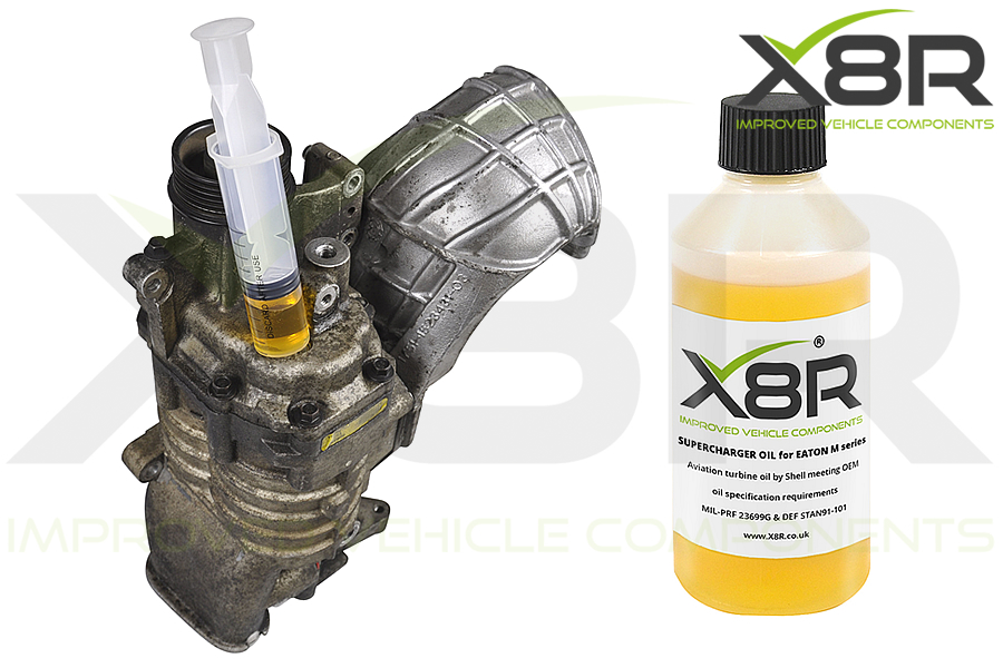 mini cooper s r53 r52 supercharger oil service kit