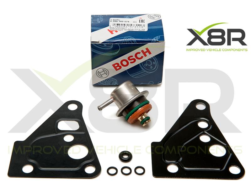 fuel pressure regulator td5 land rover repair fix kit
