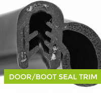 boot seal trim