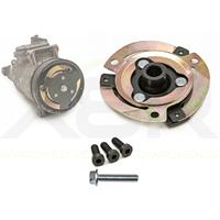VW Beetle Air Con Compressor Repair